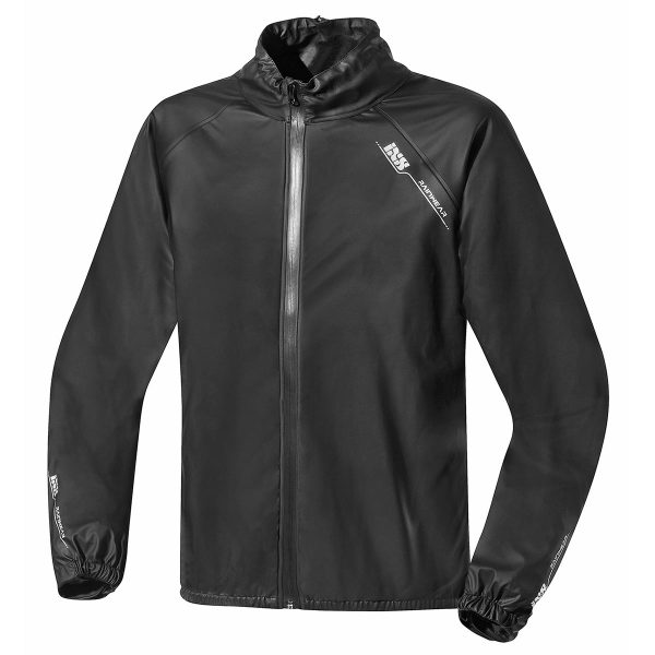 Chaqueta Impermeable IXS Saint Black