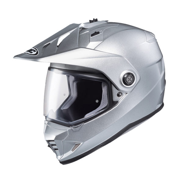 Casco HJC DS-X1 Plata