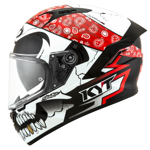 Casco KYT NF-R Pirate