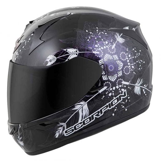 Casco Scorpion EXO-R320 DREAM Black