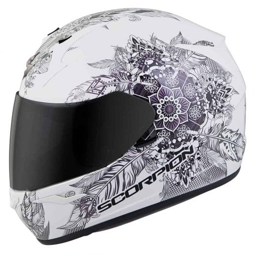 Casco Scorpion EXO-R320 DREAM White