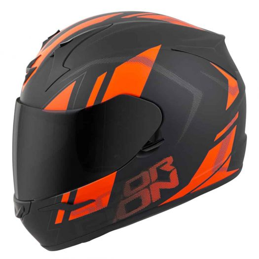 Casco Scorpion EXO-R320 ENDEAVOR Black/Orange