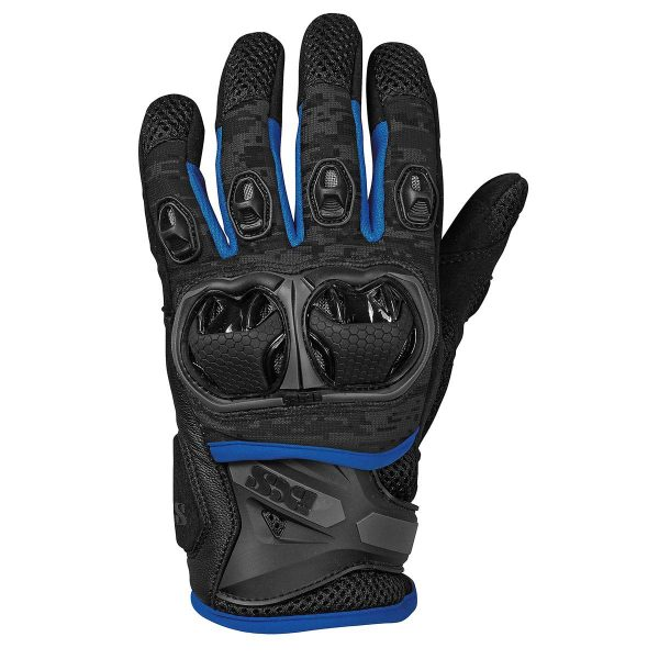 IXS Guantes Montevideo Air S Blue