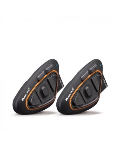 Intercomunicador Midland BTX1 ProS Duo