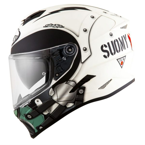 Casco Suomy Stellar Cyclone Matt