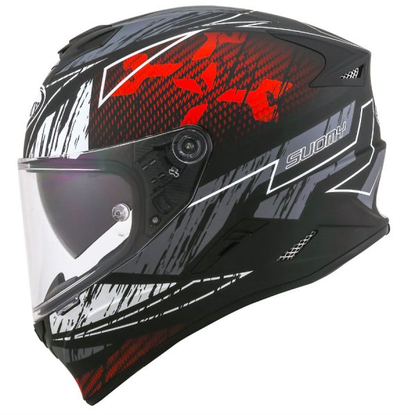 Casco Suomy Stellar Phantom Matt