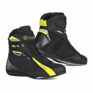 Botas Eleveit T Sport Negro/Hiviz