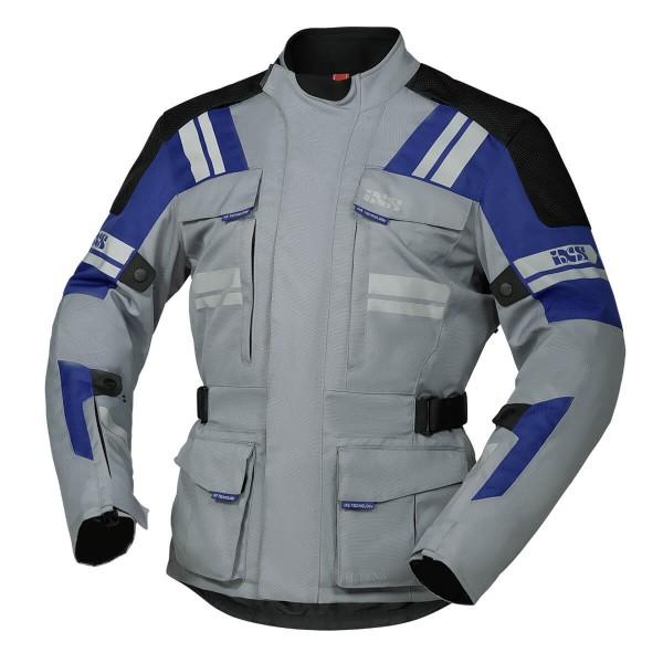 Chaqueta IXS Blade-St 2.0 Grey/Blue