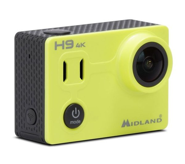 CAMARA MIDLAND H9 ACTION 4K WHITH2