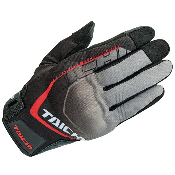 Guantes TAICHI RST 437 NEGRO/GRIS