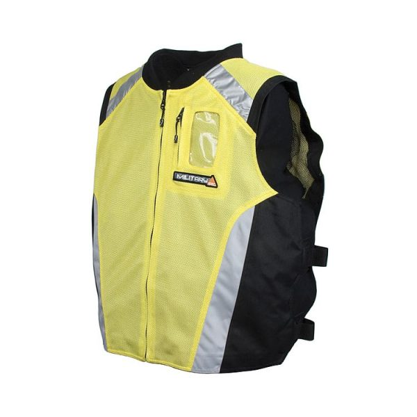 Chaleco Joe Rocket Military Spec Vest. Verde.
