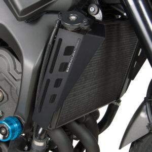 Tapas Salidas de Aire Barracuda. Yamaha XSR-900.
