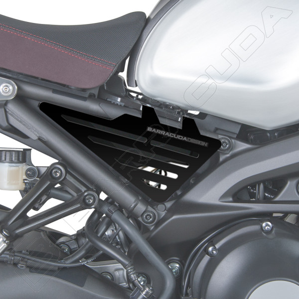 Tapas Laterales Barracuda. Yamaha XSR-900.