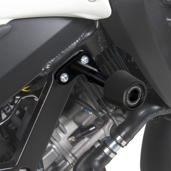 Slider o Topes Anticaída Barracuda. Suzuki V Strom 650/Mod.12-14