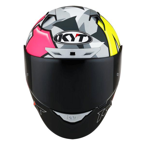 Casco KYT NX-Race Replica Espargaró 2019.
