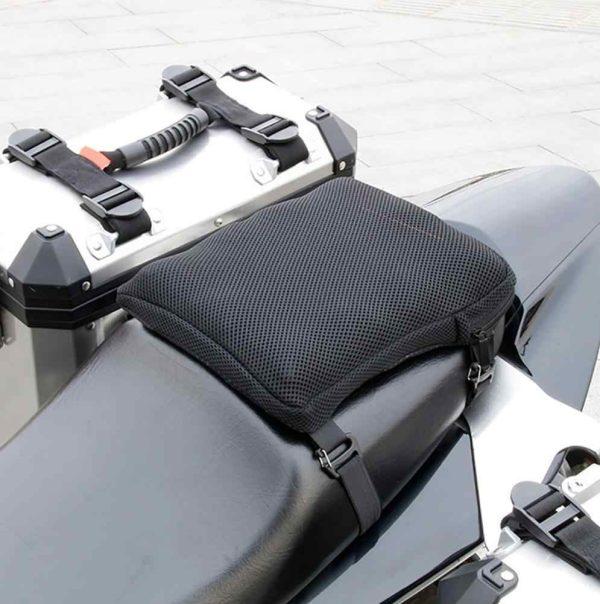 Cojín de Aire para asiento Motocicleta.