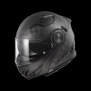 Casco LS2 FF-313 Vortex. Carbón.