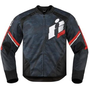 Chaqueta ICON OVERLORD PRIMARY. Red/Black.