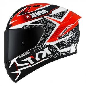 Casco KYT NX-RACE Isaac Viñales/Black-red.